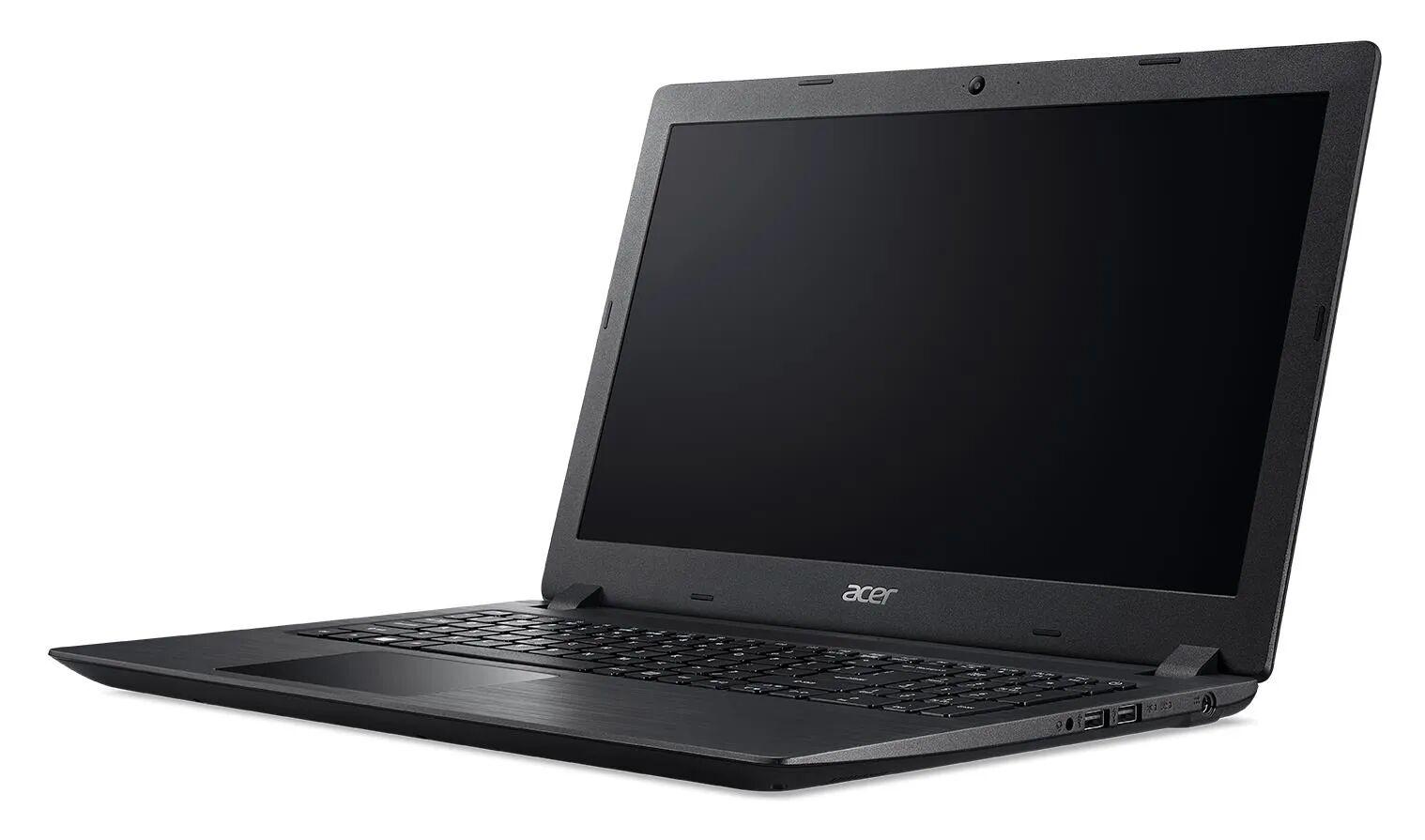 Acer Aspire 3 A315-53G-35JP i3 7020U 4Gb 1Tb Hd 15.6'' MX130 Wi-Fi obsidian black Win 10 Home