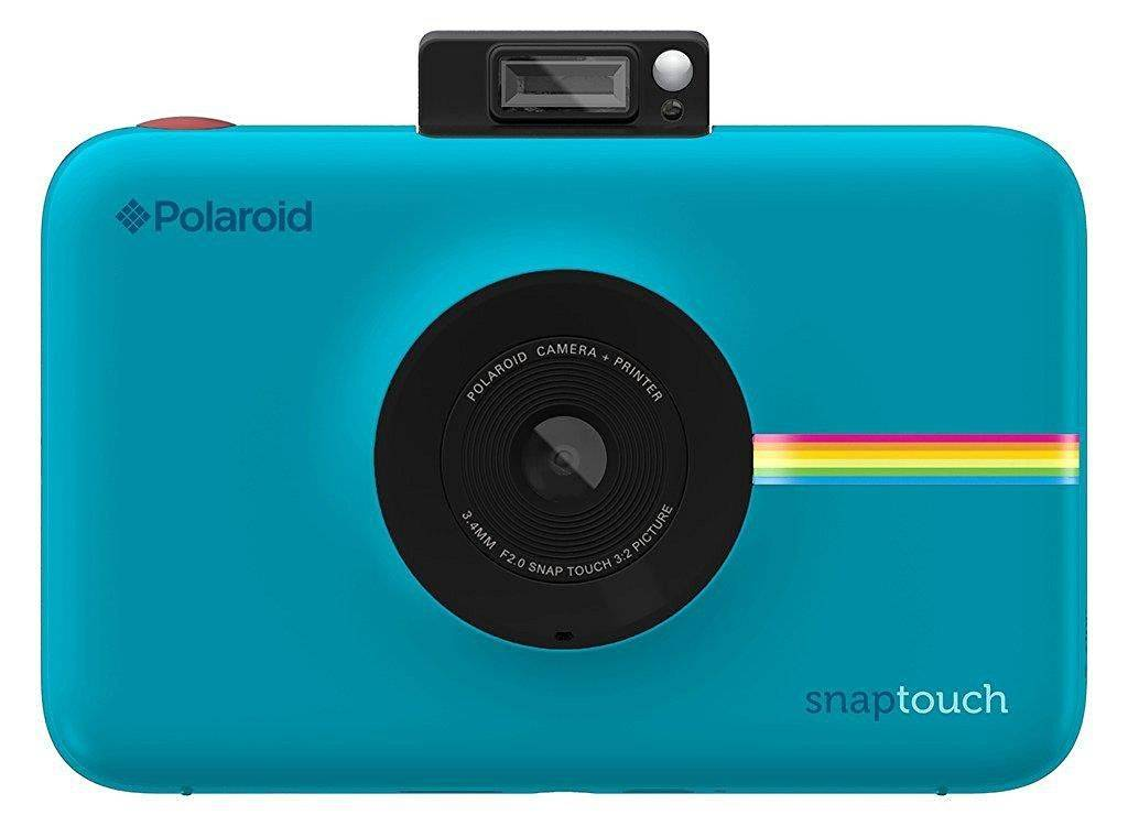 POLAROID Fotocamera Istantanea Snap Touch Blu