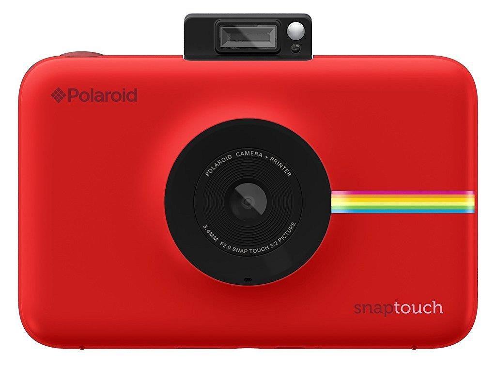 POLAROID Fotocamera Istantanea Snap Touch Rossa
