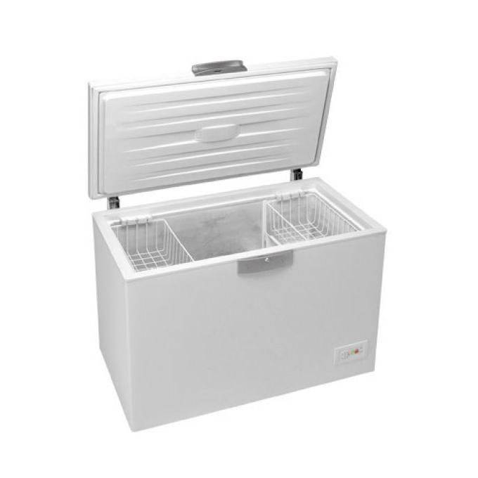 Beko HSA24530 Congelatore orizzontale 232lt Bianco Classe A++
