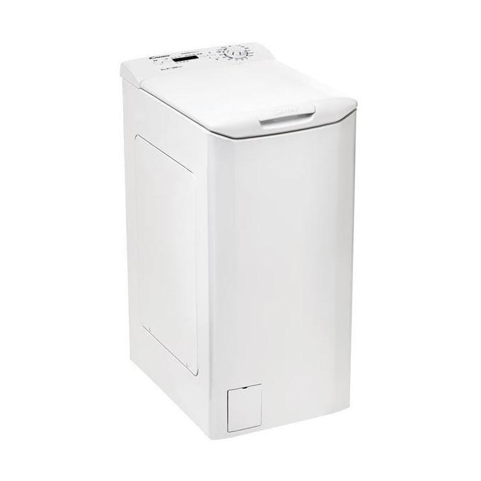 Candy CLT 260 L-S Lavatrice Carica dall'Alto Classe energetica A++ Capacita' di carico 6 Kg Centrifuga 1000 giri
