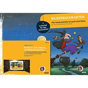 Alt, Katrin Bilderbuchkarten Fr Hund und Katz ist auch noch Platz von Axel Scheffler und Julia Donaldson: Mit Booklet zum Umgang mit 13 Bilderbuchkarten fr das Kamishibai