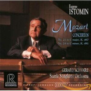 Mozart, W.A. Concerto Piano 21/24