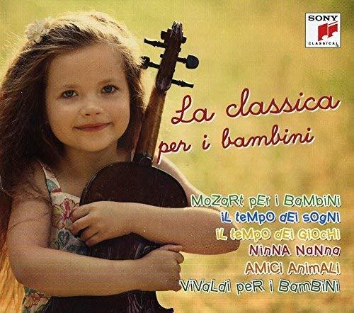 compilation la classica per i bambini (box6cd)