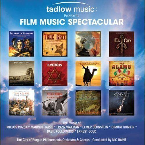 Compilation Film Music Spettacular