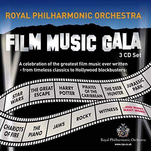 Film Music Gala: Celebration of Film Music (3 CD)