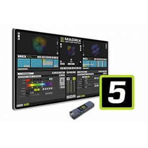 madrix Ultimate 256X DMX512+ Uscita DVI