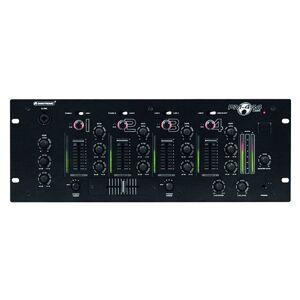 Omnitronic 10006823 PM-444USB - Mixer DJ a 4 canali