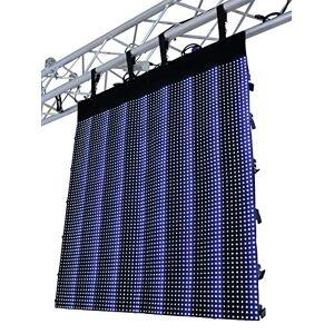 EuroLite 80503260 LED 20 Mkii (H) 2,56 M x (L) 1,28 M