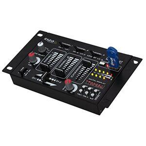 Ibiza DJ21USB-BT Mixer a 4 canali USB Bluetooth MP3, nero