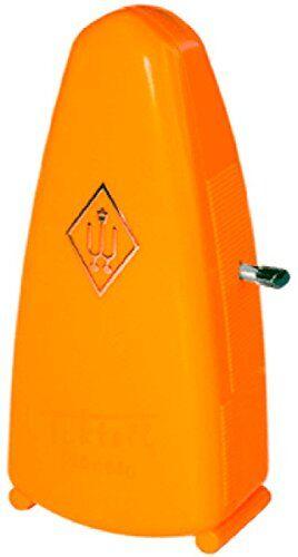 wittner 903087 metronome piccolo cassa sintetico colore arancione