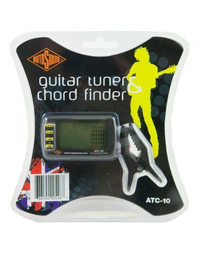 rotosound - accordatore per chitarra