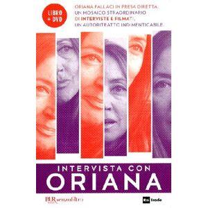AA.VV. Intervista con Oriana. Con DVD ISBN:9788817052511