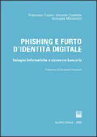 Francesco Cajani Phishing e furto d'identità