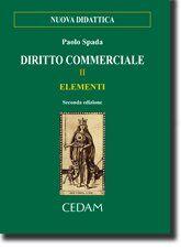 Paolo Spada Diritto commerciale: 2