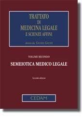 Trattato di medicina legale e scienze affini: