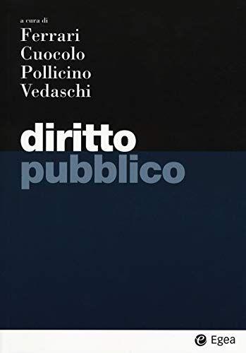 Diritto pubblico ISBN:9788823822665