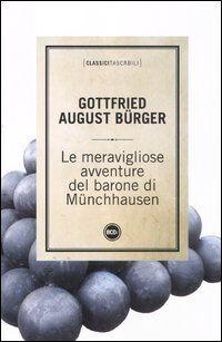 Gottfried A. Bürger Le meravigliose avventure