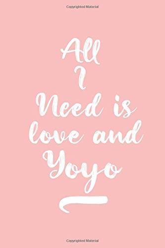 Yoyo Gift Publishing All I Need Is Love and