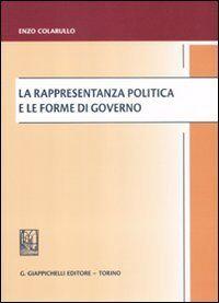 Enzo Colarullo La rappresentanza politica e le
