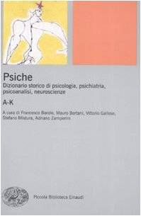 Einaudi Psiche. Dizionario storico di