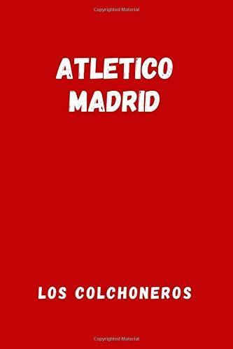 Sport Notebooks Atletico Madrid - Los