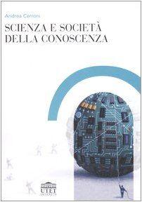 Andrea Cerroni Scienza e società della