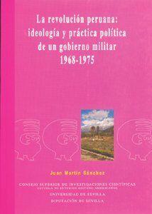 Juan Martin Sanchez La revolución peruana /