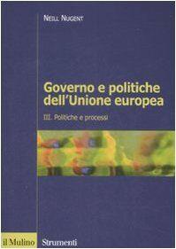 Neill Nugent Governo e politiche dell'Unione