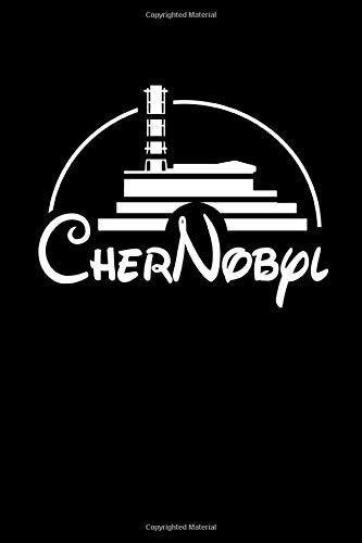 Cool Notebooks Notebook: Chernobyl Black Humor