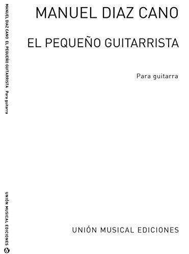 Music Sales El pequeo chitarrista