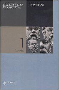 Bompiani Enciclopedia filosofica: 1