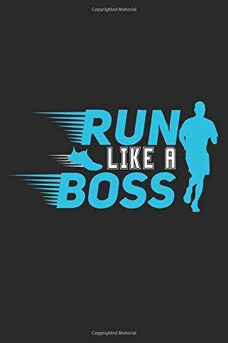 Sport4ace Publishing Run like a Boss: Lined