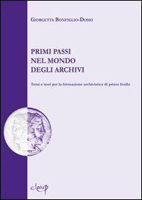 Giorgetta Bonfiglio-Dosio Primi passi nel