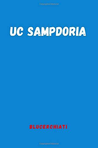 Sport Notebooks UC Sampdoria - Blucerchiati: