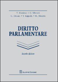 Diritto parlamentare ISBN:9788814153570