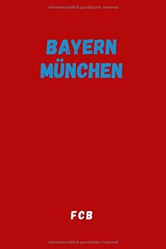 Sport Notebooks Bayern München - FCB: Sport