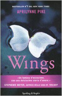 Aprilynne Pike Wings ISBN:9788820048235