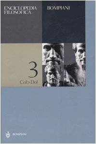 Bompiani Enciclopedia filosofica: 3