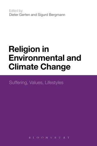 Religion in Environmental and Climate Change: