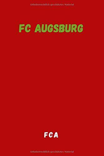 Sport Notebooks FC Augsburg - FCA: Sport