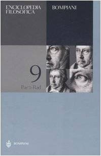 Bompiani Enciclopedia filosofica: 9