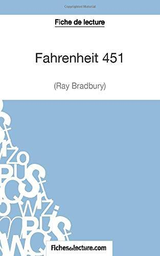 Sophie fichesdelecture Fahrenheit 451 de Ray