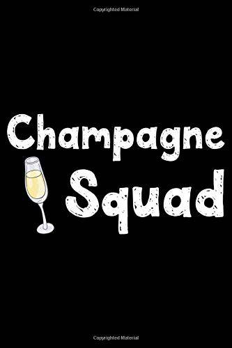Humor Vibes Champagne squad: Notebook