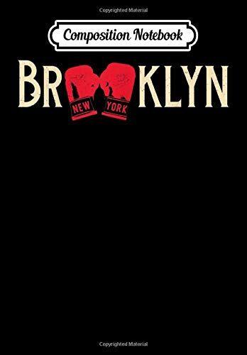 Sport Notebook Composition Notebook: Brooklyn