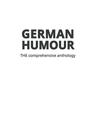 Noah Sow German Humour: The Comprehensive