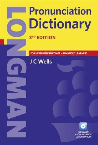 John Wells Longman Pronunciation Dictionary