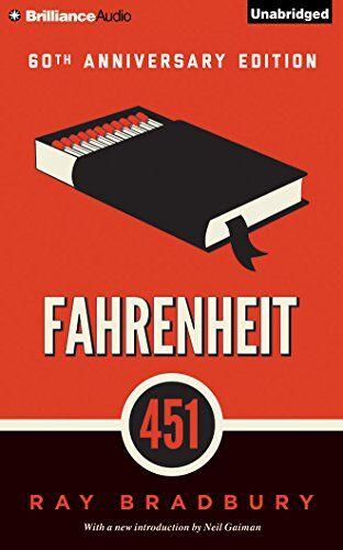Ray Bradbury Fahrenheit 451 ISBN:9781491536247