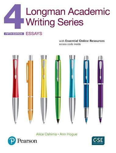 Alice Oshima Longman Academic Writing Series
