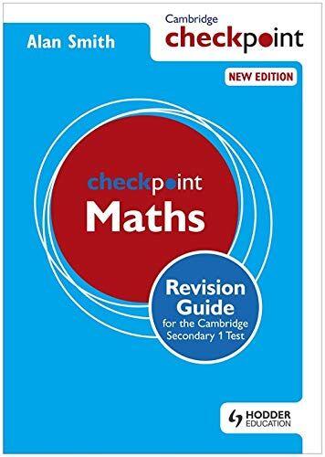 Alan Smith Cambridge Checkpoint Maths: